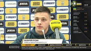 Україна U 21 Данія U 21 останні новини перед матчем