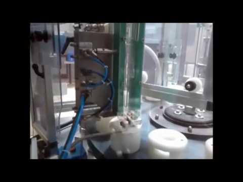 Pharma Works Milano - RIEMPITRICE CHIUDITRICE FLACONI