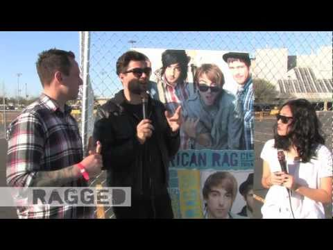 Taking Back Sunday at Bamboozle with Ragged & Michelle from Seventeen