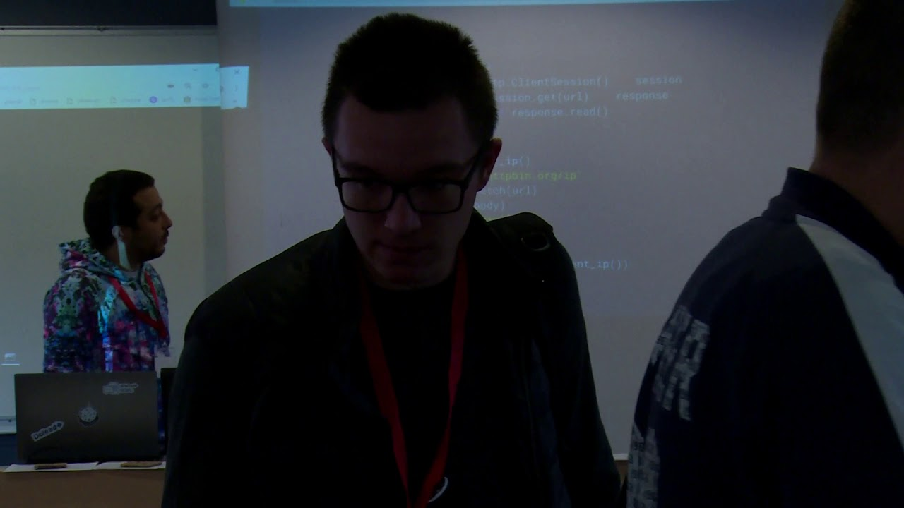Image from Débuter en programmation web avec asyncio et aiohttp