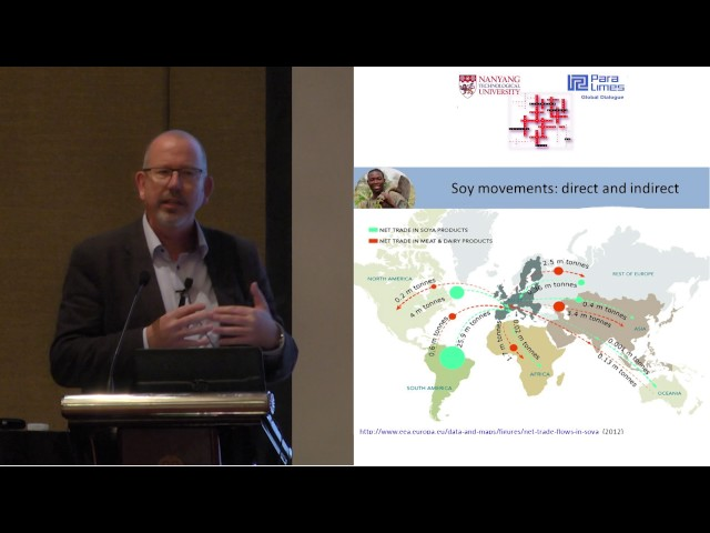 Conference: Disrupted balance – Society at risk - Tim Benton