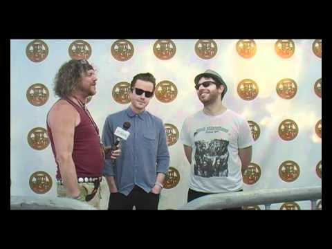 Chase & Status interview at Isle Of Wight Festival 2011 with Virtual Festivals
