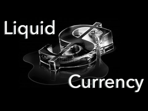 """Liquid Currency"" by Michael O'Brien"