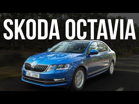 Skoda Octavia A7 рестайлинг Ліфтбек