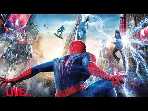 🔴The Amazing Spiderman 2  TheRedBd Live Stream