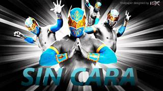 Sin Cara 4th WWE Theme Song - Ancient Spirit (V2)