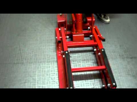 Mi taller y mesa elevadora motos youtube - Mesa de taller ...