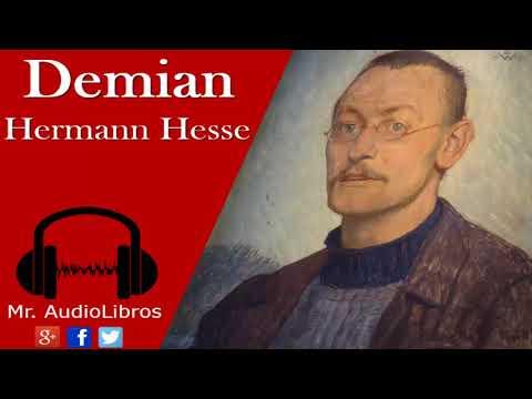 Demian - Hermann Hesse - audiolibros en español completos voz humana