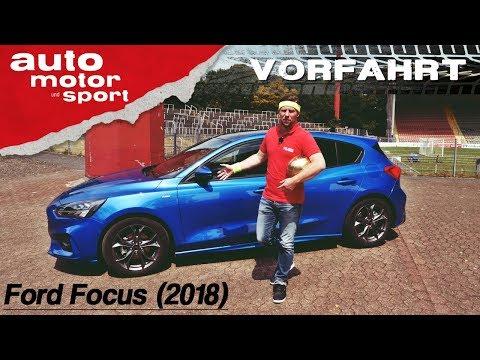 Ford Focus (2018): Ist Köln jetzt wieder erstklassig? - Vorfahrt (Review) | auto motor und sport