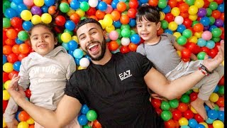 Surprising My Family With An Insane Ball Pit!!!