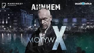 "Stefan Ahnhem ""Motyw X"" | audiobook"
