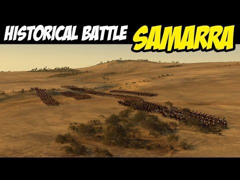 Total War: Attila - Battle of Samarra (Historical Battle)