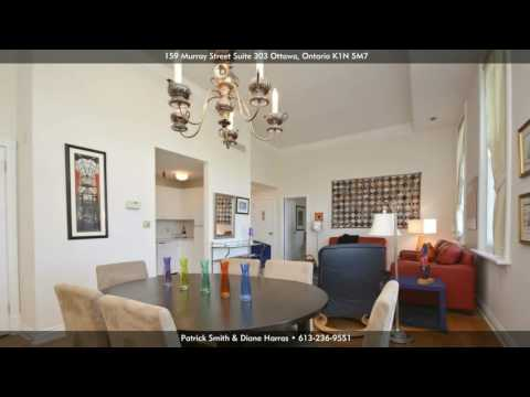 159 Murray Street Suite 303, Ottawa K1N 5M7, Ontario - Virtual Tour