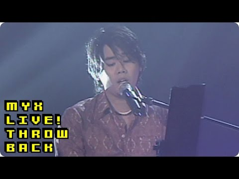 JIMMY BONDOC - Let Me Be The One (MYX Live! Performance)