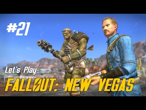 Let's Play Fallout: New Vegas - 21 - The Wrong Stuff
