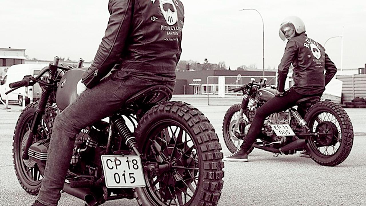 Что Такое Bobber Style?|как Сделать Боббер на Базе Ссср Мотоцикла