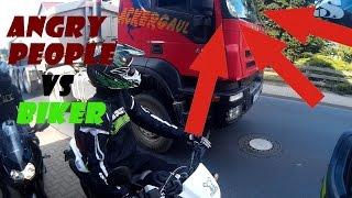 Wochenend Ausflug mit den Bikes [ANGRY PEOPLE vs BIKER] [German | Full HD]
