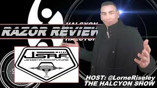 Halcyon: Razor Review - Jet Set Radio Future