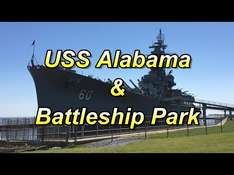 USS Alabama & Battleship Memorial Park