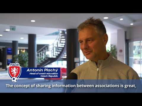 UEFA Share (COACH EDUCATION) - Prague, 3. - 7. 10. 2021