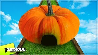 THE PUMPKIN ADVENTURE Golf It