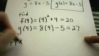 ❖ Function Notation ❖ thumbnail