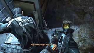 Metro 2033 Last Light Спасение рядового Пашки