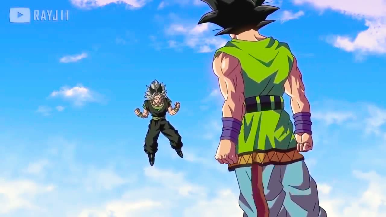 Download Goku Super Saiyan 5 - Dragon ball AF AMV HD