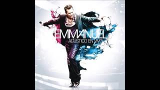 EMMANUEL   ACUSTICO EN VIVO ALBUM COMPLETO 2011
