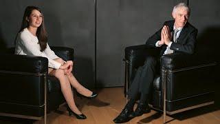 Martin Vetterli meets Katie Bouman