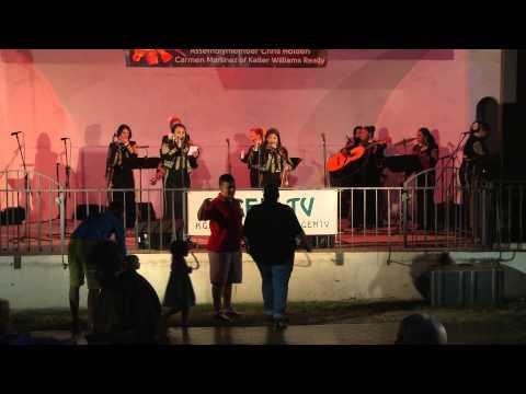 Monrovia Concerts  Mariachi Divas | 08/16/2015
