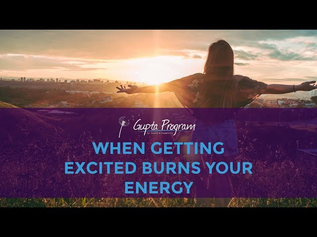 When Getting Excited 'Burns' Through Your Energy | ME/CFS FIBRO MCS TIPS |