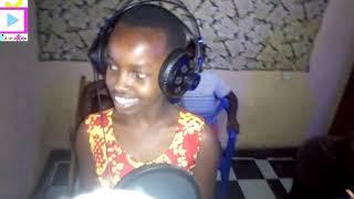 Abakobwa baririmba neza cane bagiye muri studio/raba video ngaha