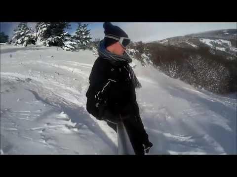 Ski Le Bleymard Mont Lozere
