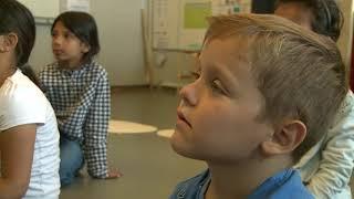 Behov for materialer til møde mellem flygtningebørn og danske børn