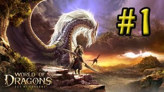 World Of Dragons [Серия 1] Начало пути