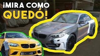 MODIFICANDO UN BMW    ALFREDO VALENZUELA