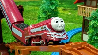 Thomas and Friends Accidents Will Happen - Trains Toys Video for Kids