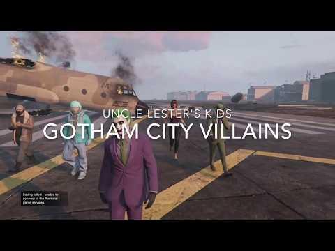 || Uncle Lester's Kids || GTA Online: Gotham City Villains