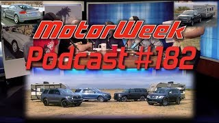 MW Podcast 182: SUV Comparison Test, Diesel F-150, Audi TT RS, and More!