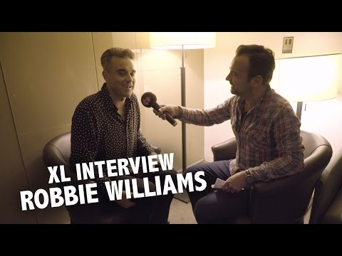 Robbie Williams throws up mid-interview with Dutch radio show