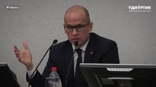 Глава Удмуртии Александр Бречалов об организации новогодних праздников в Ижевске и «Сказбурге»