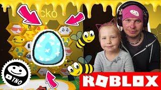 LATEST DIAMOND EGG-FREE CODES-Bee Swarm Simulator! | Roblox | Daddy and Barunka CZ/SK