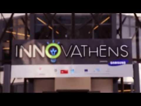 INNOVATHENS | Innovation and Entrepreneurship Hub of Technopolis City of Athens
