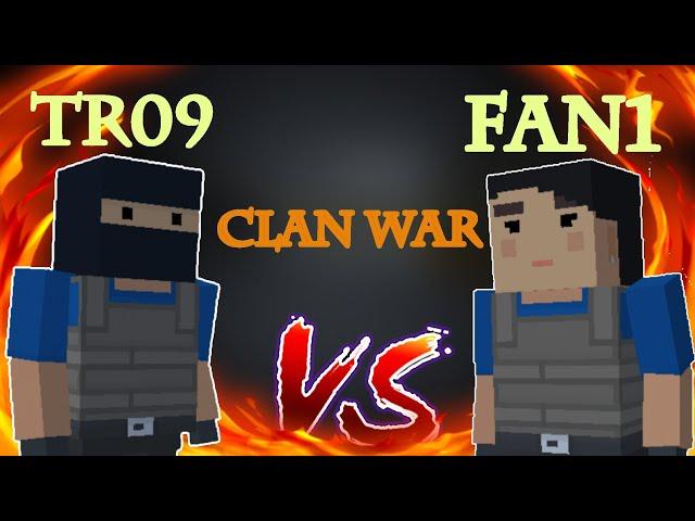 BLOCK STRIKE TR09 VS F4N1 CLAN WARS