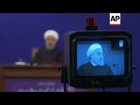 Rouhani: Establishment has heard voice of demonstrators