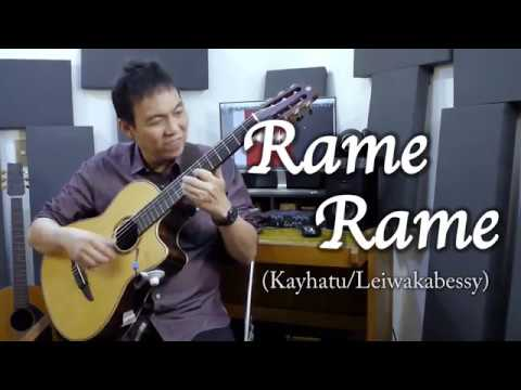 """""""Rame Rame"""" - Jubing Kristianto"""