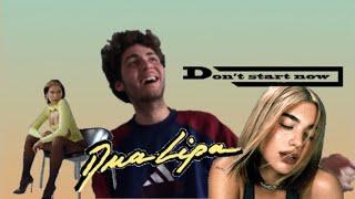 Baixar Dua Lipa - Don't Start Now [Single Reaction]