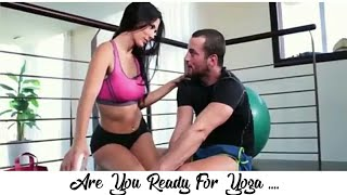 Best Sexy Yoga In The World Hot Yoga Trainer