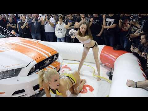 AMTS 2K19 Sexy car wash